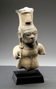 La Tolita Dignitary,cultura tumaco  Ecuador-Colombia