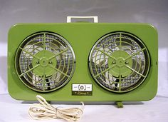 if I have to have a fan..I would rather have one like this!