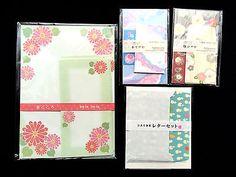 Flowers http://ebay.to/1QI882d #flower #flowers #letter #envelopes #stationery #japan #ebay @eBay
