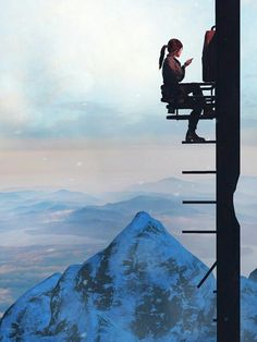 The Tower (Tomb Raider 2013); this part of the game scared the shit outta me!