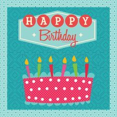 Happy birthday ❤