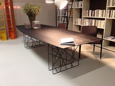 Synapsis table by Jean Marie Massaud for Porro