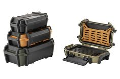 Noteworthy New Release: Pelican Go Case and Ruck Case - Carryology - Exploring better ways to carry Bushcraft Camping, Camping Survival, Camping Gear, Camping Hammock, Truck Camping, Camping Outdoors, Tactical Survival, Tactical Gear, Preppers List
