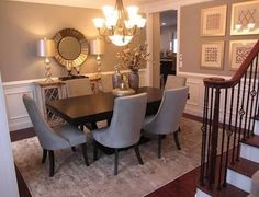 38 Elegant Dining Room Design Decorations Dining Room Decor how to decorate a dining room table Elegant Dining Room, Dining Room Sets, Dining Room Design, Dining Room Furniture, Dining Room Table, Room Chairs, Furniture Design, Dinning Set, Dining Ware