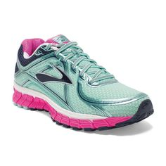 Brooks, Adrenaline GTS 16 in color 418 (mint), $120 on sale for $80