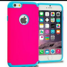 iPhone 6/6s Hybrid Shockproof Case Brand new in retail package. Accessories Phone Cases