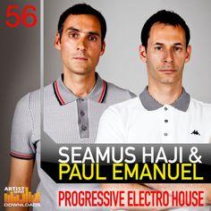 Seamus Haji and Paul Emanuel Progressive Electro House from Loopmasters
