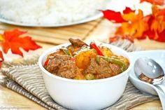 HOME »       BLOG »                   FILIPINO FOOD RECIPES »                                  SHARE A FOOD RECIPE    DF BLOG NETWORK »                        Welcome. This is your internet source for Filipino Food Recipes.      Kalderetang Baka ( Beef Caldereta )