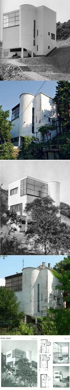 die 33 besten bilder von architektur klassische moderne in. Black Bedroom Furniture Sets. Home Design Ideas