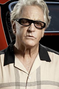 Promo shot of Barry Weiss from Storage Wars by A