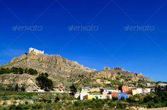 Spanish colors ~ Jumilla