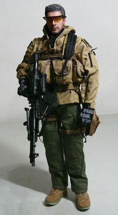 Barrack Sergeant-Private Military Contractor (PMC),South Korea Version - OSW: One Sixth Warrior Forum
