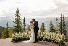 Real Aspen Wedding: Heather and Jason's Little Nell Nuptials