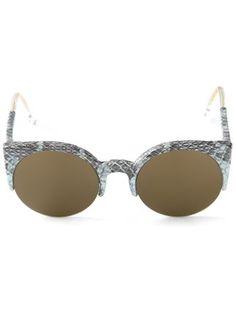 Retro Super Future 'lucia Bomb' Sunglasses - Wok-store - Farfetch.com