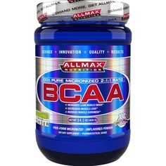 Super sale! ALLMAX Nutrition 100% Micronized BCAA 2:1:1 on #iHerb Only $16,19 #RT 75% OFF (discount visible in cart)