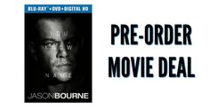 Jason Bourne on DVD and Blu-Ray  Make sure this post is 300 words or more.   Save on Jason Bourneon DVD or Blu-Ray!  I feel like I have grown up watching all of the Bourne movies! At least my teens on into adulthood. I have enjoyed them all and they always keep me wanting more. I am really excited about the next one too Jason Bourne.  Jason Bourneon Blu-ray  $19.96!  Ships Free with Amazon Prime (Try a FREE Membership)  I Love the Prime Delivery!! They ship it before it releases so it…