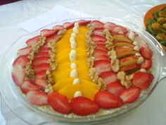 Vivo e Cia: Torta Tropical
