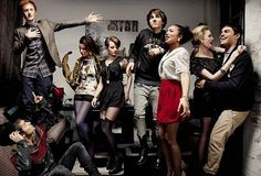 Skins UK Season 5 -- Just started watching it today. So amazing! This show truly evolves over and over again. Sad it's ending after next season - but I'm excited for a possible movie!!