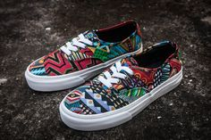 on sale 2f1f2 a7799 Maya ethnic men and women code  Vans Tenis, Hombres Y Mujeres, Monopatín,