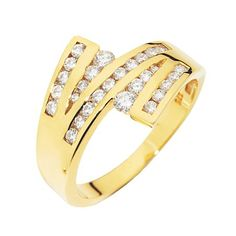 1/2 Carat Of Diamonds 9ct Gold Fancy Ring - Diamond - Rings - Jewellery - The Warehouse