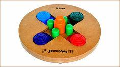 Brinquedos educativos para seu pet- trilha - visite nossa loja virtual http://luxusdog.bpg.com.br