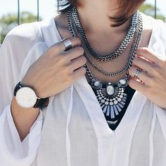Do not miss this one... <3 <3 <3  Get here ➡ http://www.happinessboutique.com/en/necklaces-8  #necklace #style #chic