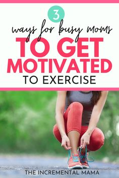 Get motivated to wor