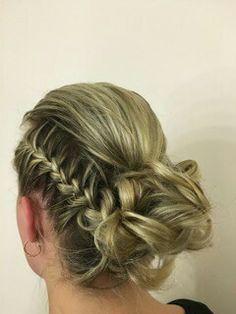 Hair style by Ivana hair design