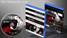 Boa Noite E Boa Sorte DVD 3 - ➨ Vitrine - Galeria De Capas - MundoNet | Capas & Labels Customizados