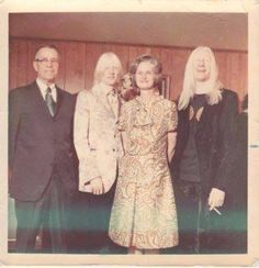 Edgar and Johnny Winter
