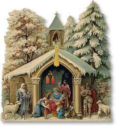Glanzbilder - Victorian Die Cut - Victorian Scrap - Tube Victorienne - Glansbilleder - Plaatjes : Weihnachten speziell - christmas special - spécial...