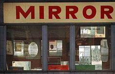 Fred Herzog - Mirror