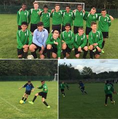 Convincing victory of Year 9 football team  Year 9 started the 2016-2017 season the way they ended the 2015-2016 season with a 6 - 0 win against ACE Academy.