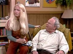 Archie and Gloria Archie Bunker, Favorite Tv Shows, My Favorite Things, All In The Family, Classic Tv, Comedy, My Love, Funny, Youtube