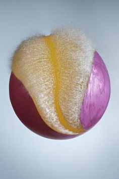 Edward Horsford's High-speed photography captures a balloons pop at 1/40,000ths of a second