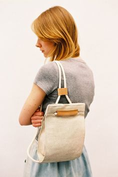 SALE: now up to 50% off - Pocket Bag Small Natural