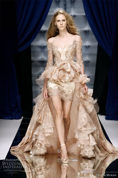 Zuhair Murad Couture Fall/Winter 2010-2011 - Belle the Magazine . The Wedding Blog For The Sophisticated Bride