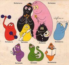 Cartoon & Co - Barbapapa My Childhood Memories, Sweet Memories, Nostalgia, Toddler Class, Collage Background, Innocent Child, Hanna Barbera, Old Tv, 1970s