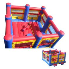 Volleyball Bouncy House