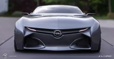 Opel Inspira - Degree project by Sergey Rabchik