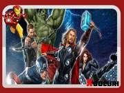 Slot Online, Hulk, Thor, Iron Man, Avengers, Baseball Cards, Mai, Iron Men, The Avengers