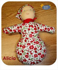Muñeca Waldorf, poupée Waldorf, Waldorf doll