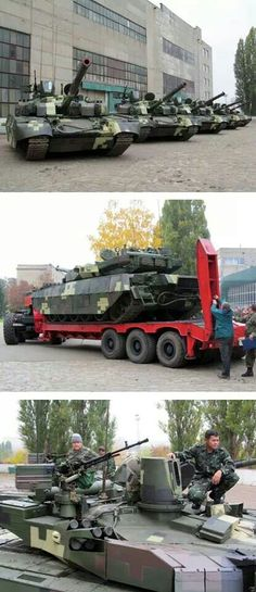 OPLOT tank (Thailand)