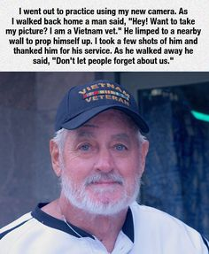 Don't Let People Forget About Them. #VietnamMemories