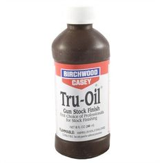 Birchwood Casey True-Oil Stock Finish 8-Ounce Liquid