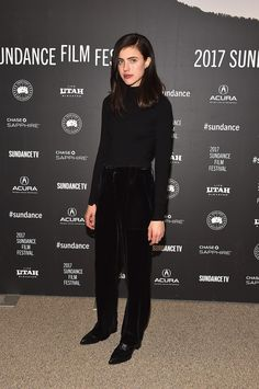 Margaret Qualley at Sundance Film Festival Photos | W Magazine
