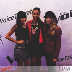 #TeamPharrell ready to SLAY tonight #VoiceTailgate