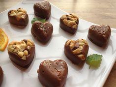 vanilje og sjiokolade fuges