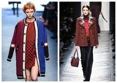 Модные короткие пальто 2017, фото