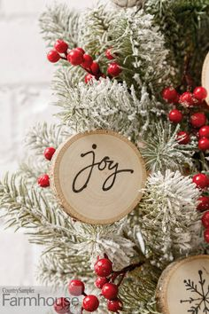 Get set to celebrate the holidays with this brand-new special issue -- Farmhouse Style Christmas! Packed with festive decorating displays, fun DIYs, exciting entertaining ideas and gift-giving inspiration, it will help make your season joyful. Country Sampler, Festival Decorations, Joyful, Farmhouse Style, Festive, Diys, Christmas Wreaths, Diy Crafts, Entertaining